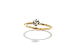 細くて短い指に似合う指輪2
